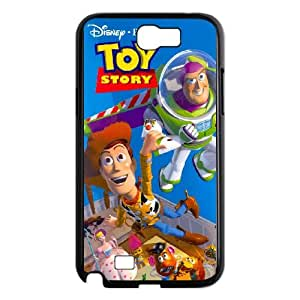Samsung Galaxy N2 7100 Cell Phone Case Black Disneys Toy Story IJH Best Phone Cases