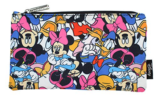 - Disney Mickey Mouse And Friends Pencil Case Pouch Holder
