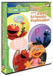 Elmo and Zoes Scientific Explo