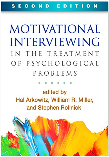 Motivational Interviewing in the Treatment of Psychological Problems, Second Edition (Applications of Motivational Interviewing) by imusti
