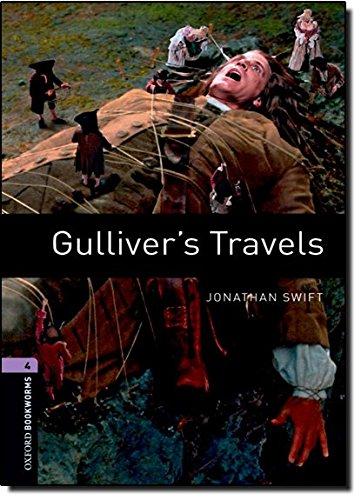 Oxford Bookworms Library: 9. Schuljahr, Stufe 2 - Gulliver's Travels: Reader (Englisch) Taschenbuch – März 2008 Clare West Jonathan Swift Cornelsen Schulverlage 0194791734