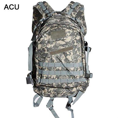 Bienna Outdoor Sports Military Attack Tactical Traveling Camping Hiking Rucksack Trekking Waterproof Backpack Bag