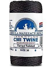Catahoula Manufacturing Tarred Braided Nylon Twine