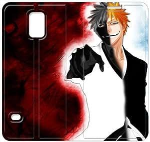 samsung galaxy S5 Flip Leather Phone Case Bleach XZ1UI6408484