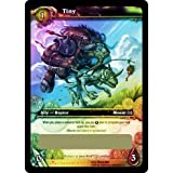 World of Warcraft Scourgewar Mount Loot Card TINY [Toy]