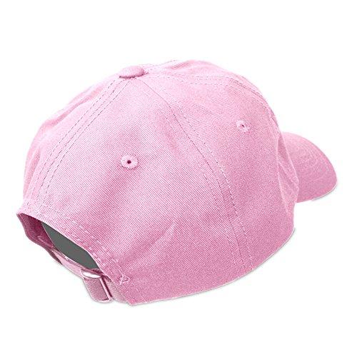 DALIX Pineapple Dad Hat Cotton Twill Baseball Cap Premium Stitched Light  Pink. Light Pink bc9e80be4e9d