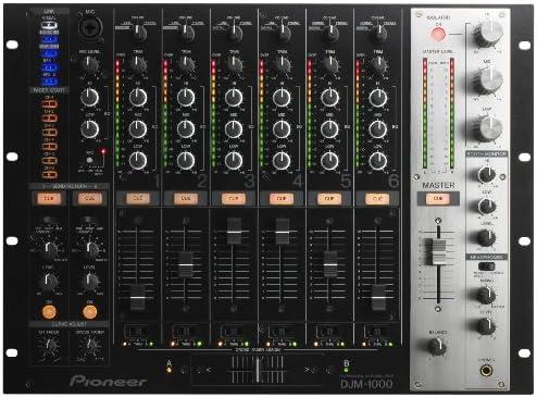 Pioneer DJM-1000 Mezclador DJ - Mezclador para DJ (84 Db, 104 Db ...