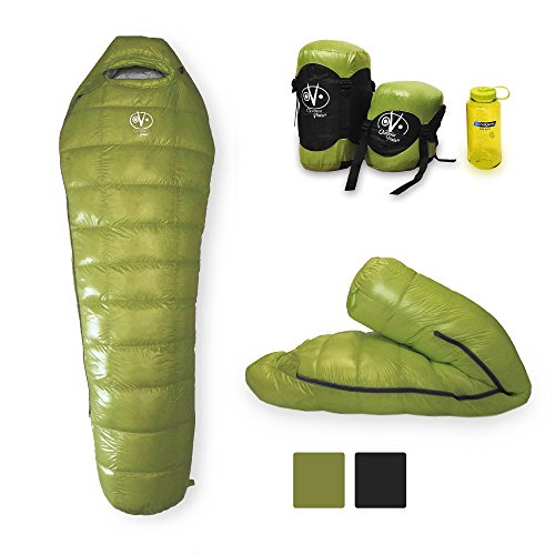 0 Degree Regular Sleeping Bag - 8