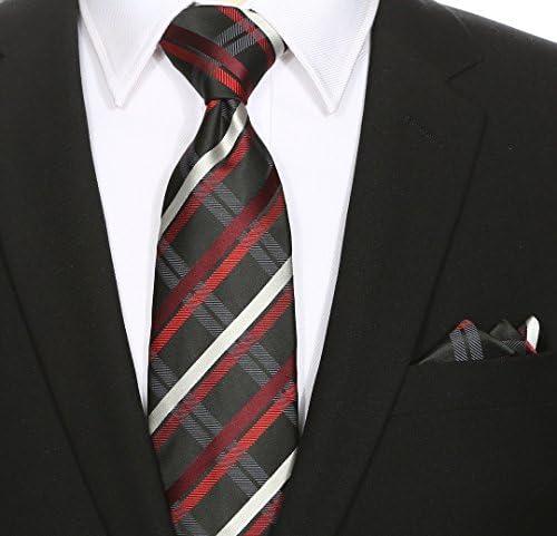 KissTies - Corbata - Clásico. - Cachemir - Hombre Negro V3-negro ...