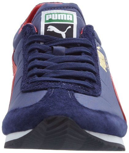 Puma Bleu SF77 en Daim à Lacets Pour Homme Pointure D133 354656 10 (6,5 Royaume-Uni)