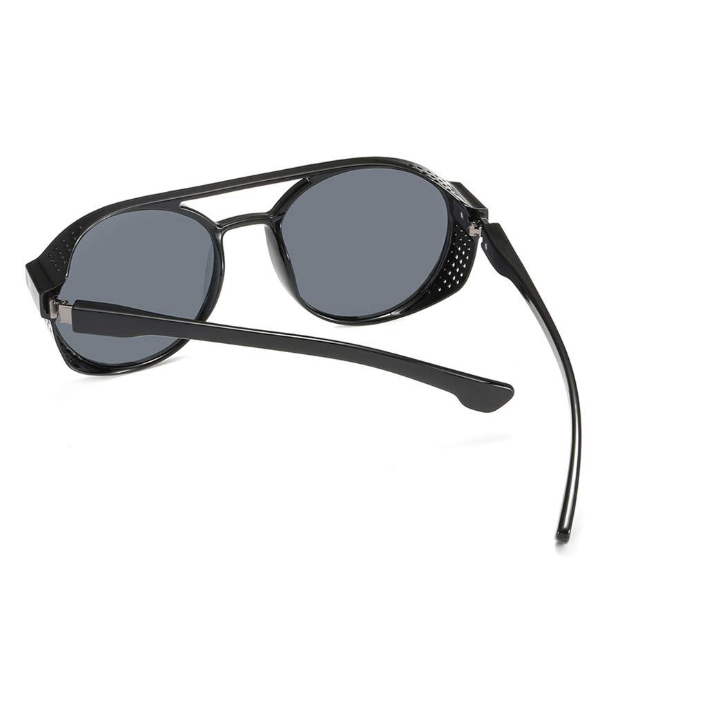 Enjoyba Fashion Unisex Women Men Eyewear Retro Polarized Sun Glasses