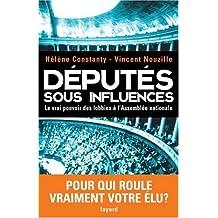 DÉPUTÉS SOUS INFLUENCE : LA FACE CACHÉE DE L'ASEMBLÉE NATIONALE