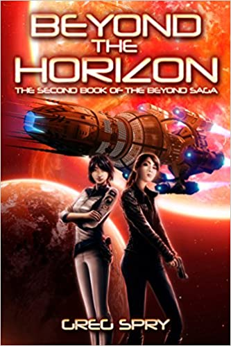Beyond the Horizon (Beyond Saga Book 2) Book Cover