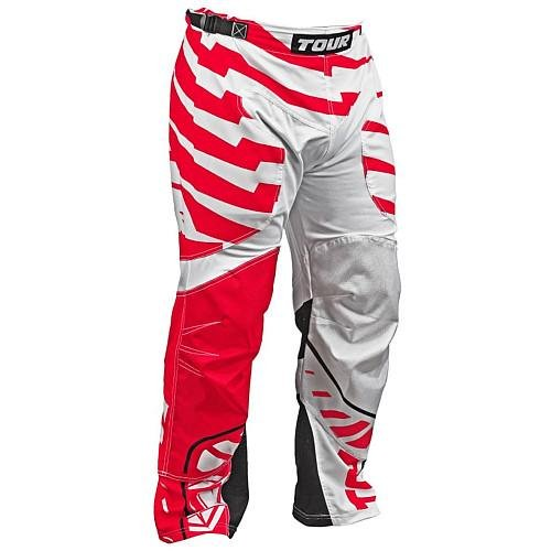 Tour Hockey HPA64RD-XL Adult Code Activ Hockey Pants, -