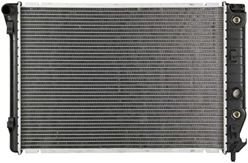 Spectra Premium CU1885 Complete Radiator