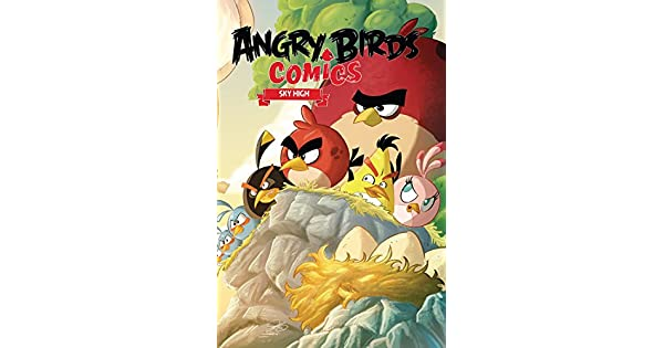 Amazon.com: Angry Birds Comics Vol. 3: Sky High eBook: Janne ...