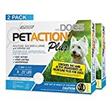 PetAction Plus for Dogs, 6 Doses (6-22 lbs)