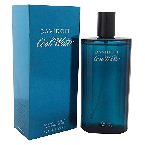 Davidoff Cool Water Edt Spray for Men, 6.7 (Cool Water Natural Spray)