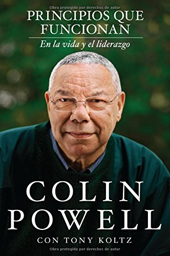 Descargar Libro Principios Que Funcionan: En La Vida Y El Liderazgo Colin Powell