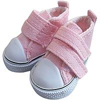 babysbreath17 1 Zapatos de Lona muñeca Par 5