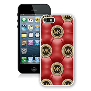 Newest M-K iPhone 5 5S Screen Case ,Unique M-K 138 White iPhone 5 5S Cover Case Fashion And Durable Designed Phone Case