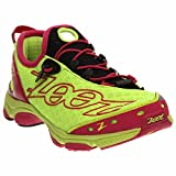Zoot Women's W Ultra 7.0 Running Shoe,Safety Yellow/Beet/Black,9.5 M US For Sale