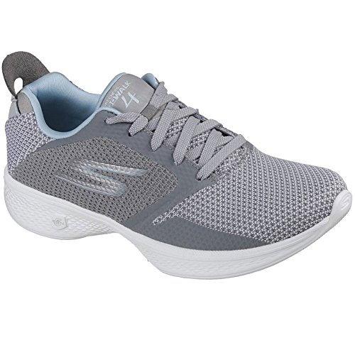 Walk Aw18 Scarpe Edge Go 4 Women's Grey Skechers xHTqzPwW