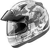Arai Signet-Q Pro-Tour Tactical Motorcycle Helmet White Large
