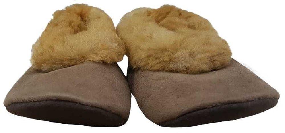 77f58b39681f4 Amazon.com   Original Handmade Alpaca Slippers made of leather and ...