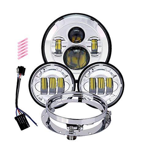 TRUCKMALL 7 inch LED