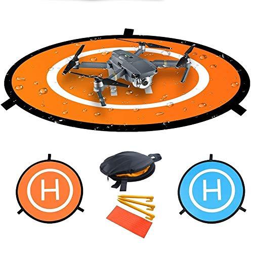 Fstop Labs Drone and Quadcopter Landing Pad Accessories 32 inch, Waterproof Nylon for DJI Tello Mavic Phantom 3 4 Spark…