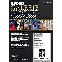 ILFORD 2002452 GALERIE Prestige Gold Mono Silk - 17 x 22 Inches, 25 Sheets