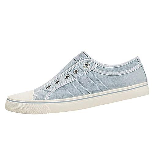 sports shoes 4c1f6 570eb HDUFGJ Damen Laufschuhe Atmungsaktiv Turnschuhe Sneaker ...