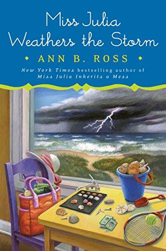 Miss Julia Weathers the Storm (Thorndike Press Large Print Core Series)