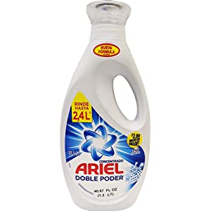 Ariel Detergent Liquid Regular Power Detergent, 33.81 oz