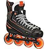Tour HOCKEY CODE 2 SENIOR INLINE HOCKEY SKATES BLACK SIZE 4
