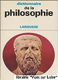 img - for Dictionnaire de la philosophie book / textbook / text book