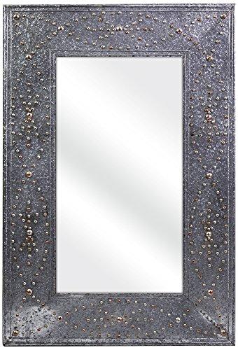 IMAX 74226 Gilbert Galvanized Mirror