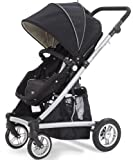 Valco Baby Spark Stroller, Black, Newborn and Beyond (Discontinued by Manufacturer) by Valco Baby
