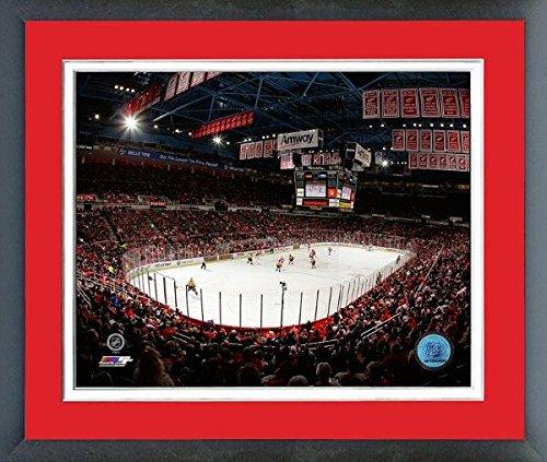 Joe Louis Arena Detroit Red Wings NHL Stadium Photo (Size: 12.5