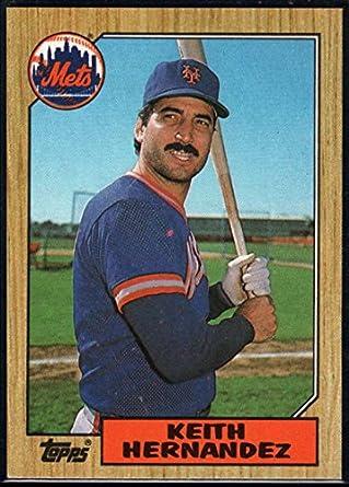 Amazoncom 1987 Topps Official Mlb Baseball Card 350 Keith