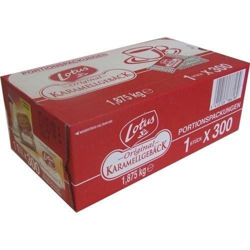 Lotus: Karamelgebäck - 1 Packung à 300 Stück