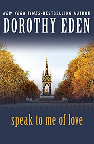 book cover of Speak to Me of Love