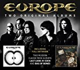 Europe: Last Look At Eden+Bag Of Bones (Boxset) (Audio CD)