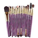 #9: Makeup Brush, Emubody Women Cosmetic Liquid Cream Foundation Concealer Sponge (PURPLE)