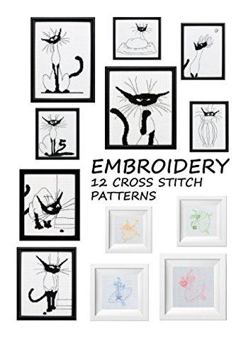 embroidery cross stitch patterns