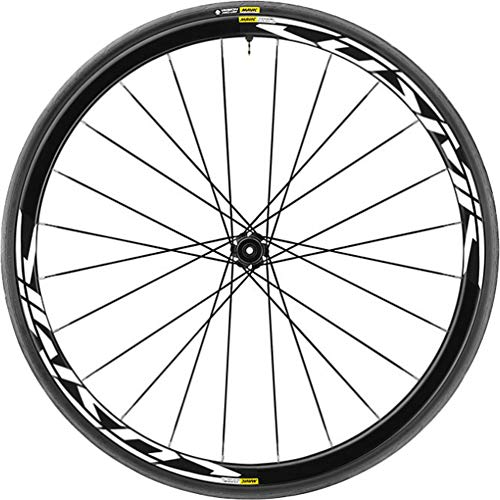 (Mavic Cosmic Elite UST Disc CL Wheel-Tyre System Front 25 - 12x100mm)