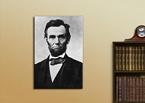 Portrait of Abraham Lincoln Wall Decor