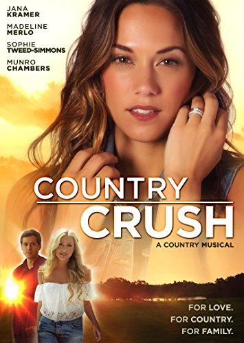 Country Crush -  DVD, Andrew Cymek, Jana Kramer