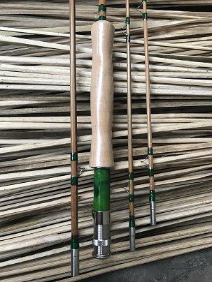 人気カラーの 竹フライロッド8 B07F5DY4PS ' 0 4